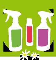 Des produits écologiques