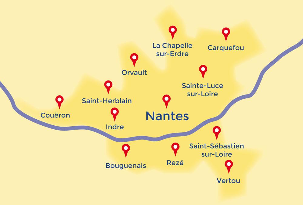 carte ménage service 44 Nantes